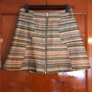 ASOS Sparkly Mini Skirt